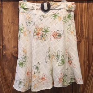 Billabong Skirt with Belt